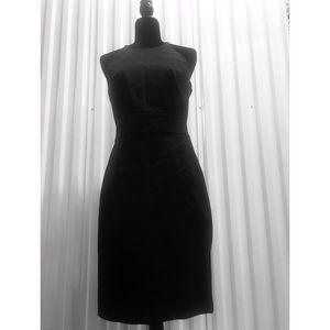 NwOT Banana Republic Black dress